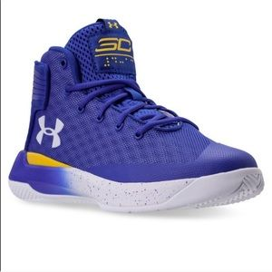 UNDER ARMOUR STEPH CURRY 3ZERO SNEAKERS